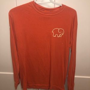 Ivory elephant sweater